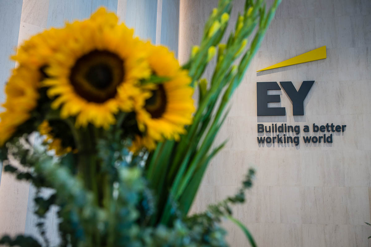 Ernst & Young New Office Facilities