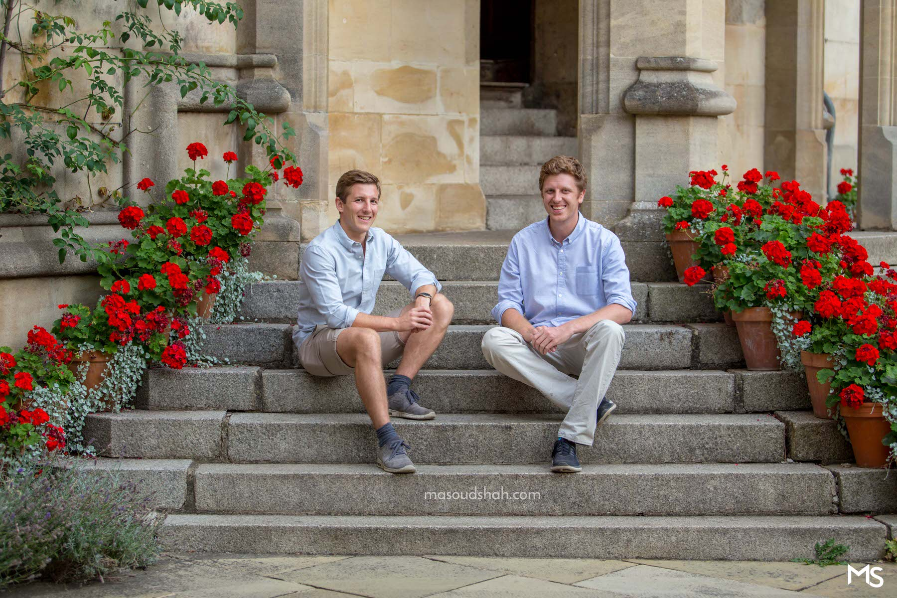 Oxford Summer Courses – Executive Portraits