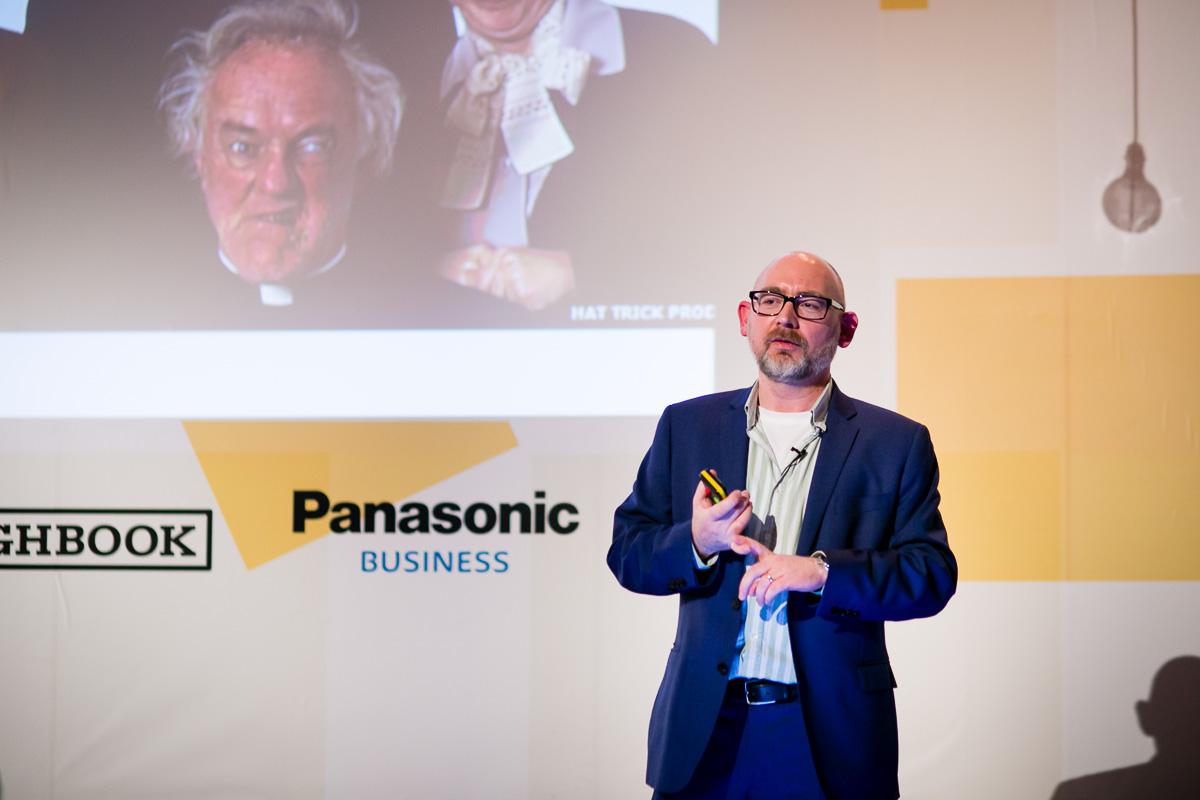 Panasonic Toughbook Summit
