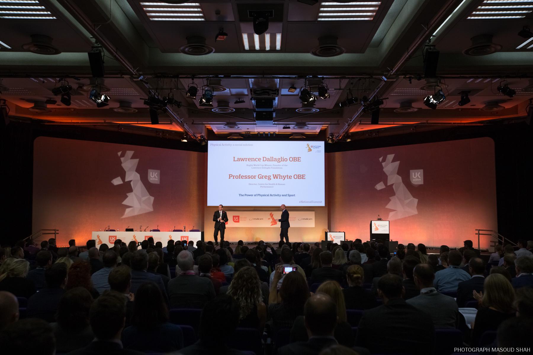 UK Active Summit